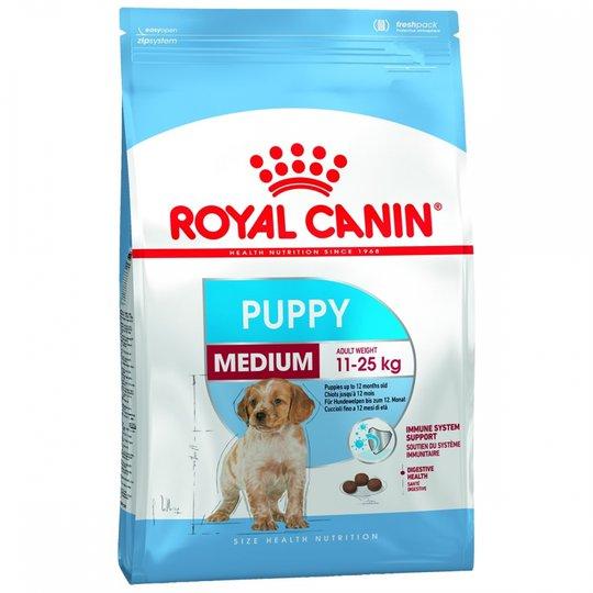 Royal Canin Medium Puppy (4 kg)