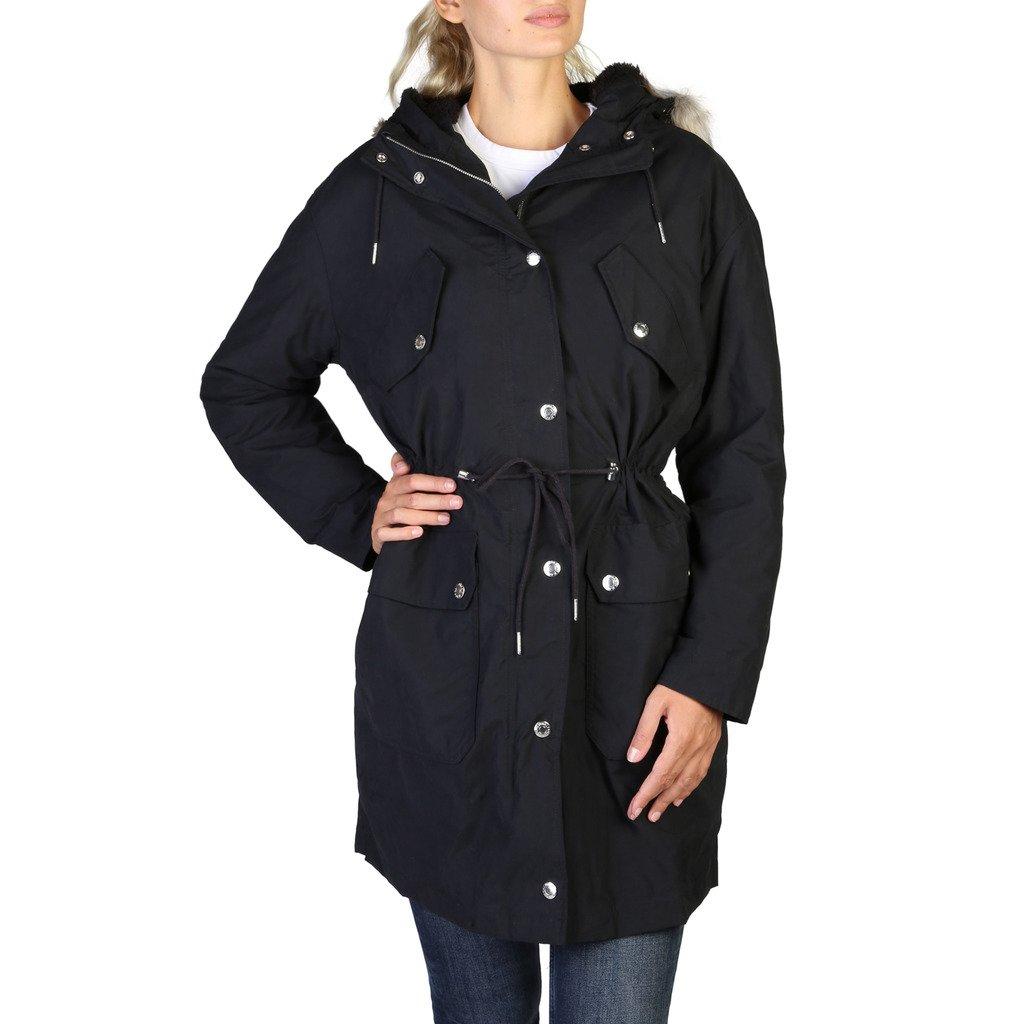 Calvin Klein Women's Jacket Black 349470 - black XS