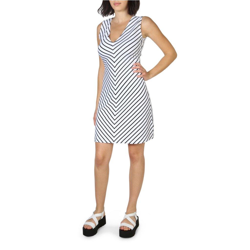 Armani Jeans Women's Dress White 3Y5A92 5JYAZ - white XXS