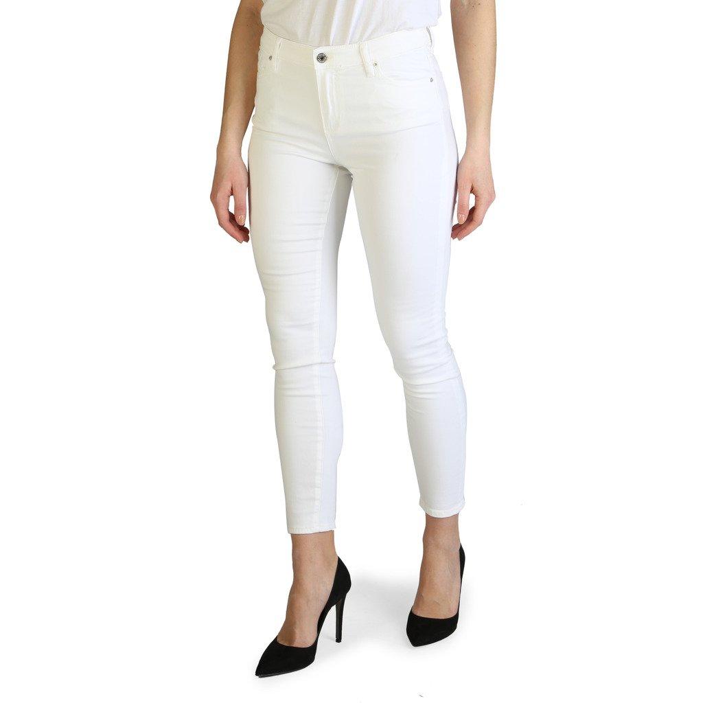 Armani Exchange Women's Jeans Various Colours 331924 - white 24