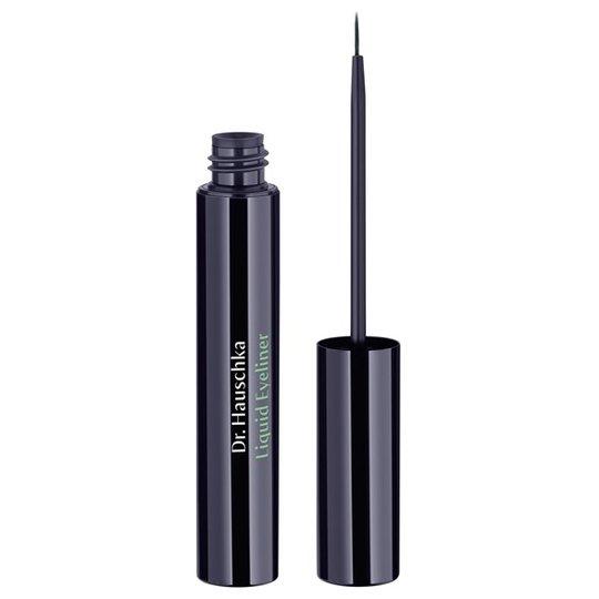 Dr. Hauschka Liquid Eyeliner - 01 Black, 4 ml