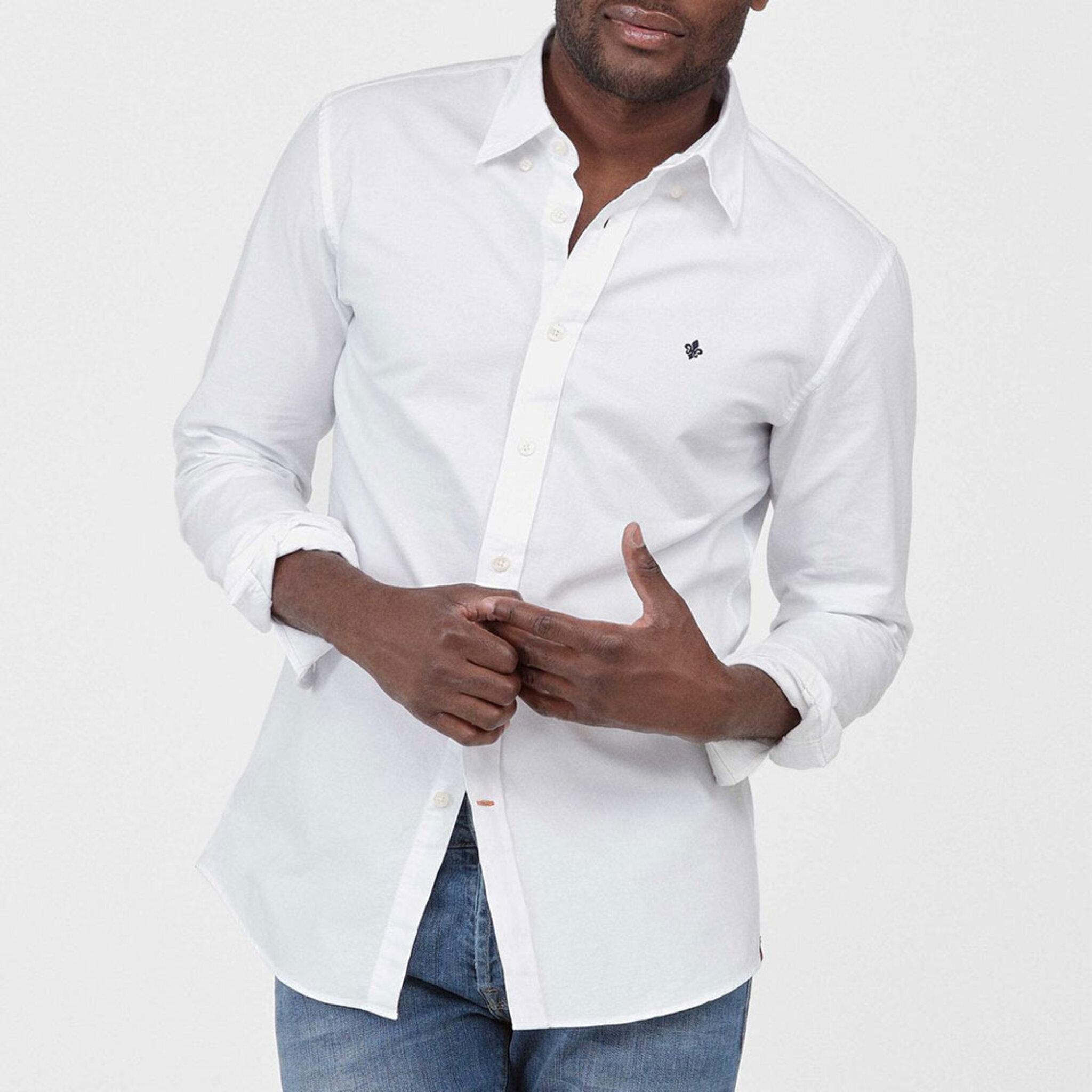 Oxford skjortabutton down