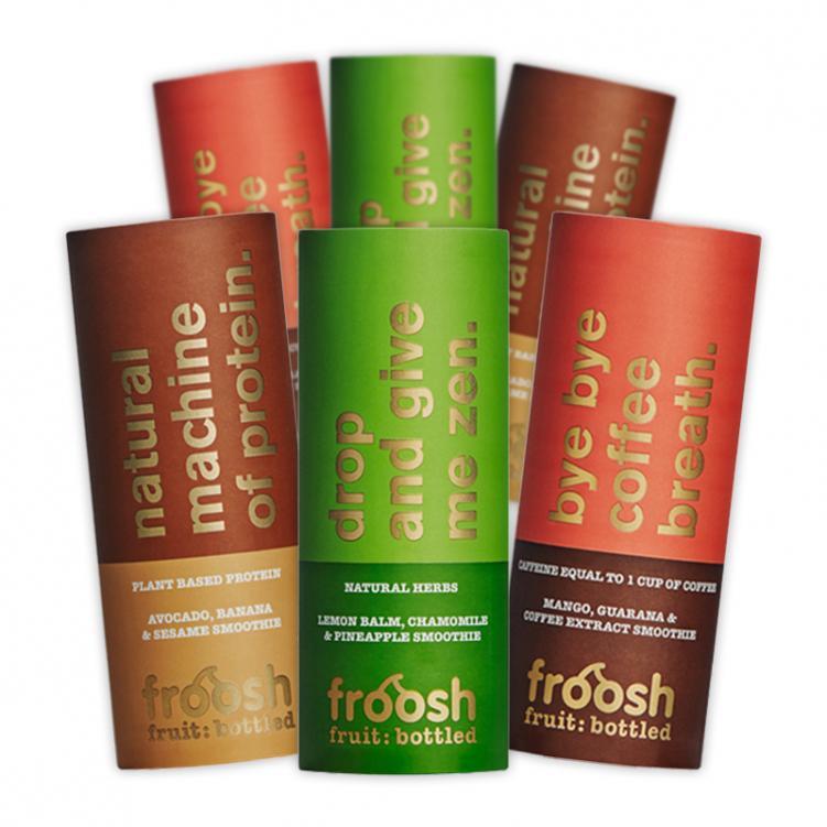 Frooshin Supersmoothiet 6kpl - 41% alennus