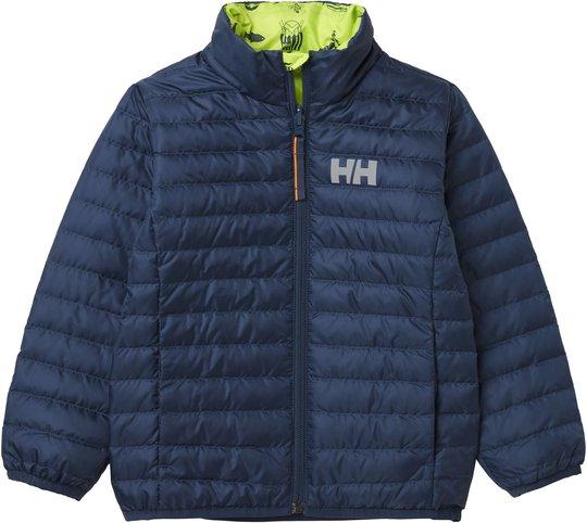 Helly Hansen Barrier Lettvektsjakke, North Sea Blue 110