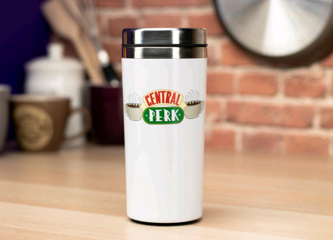 Friends - Central Perk Travel Mug (PP5588FR)