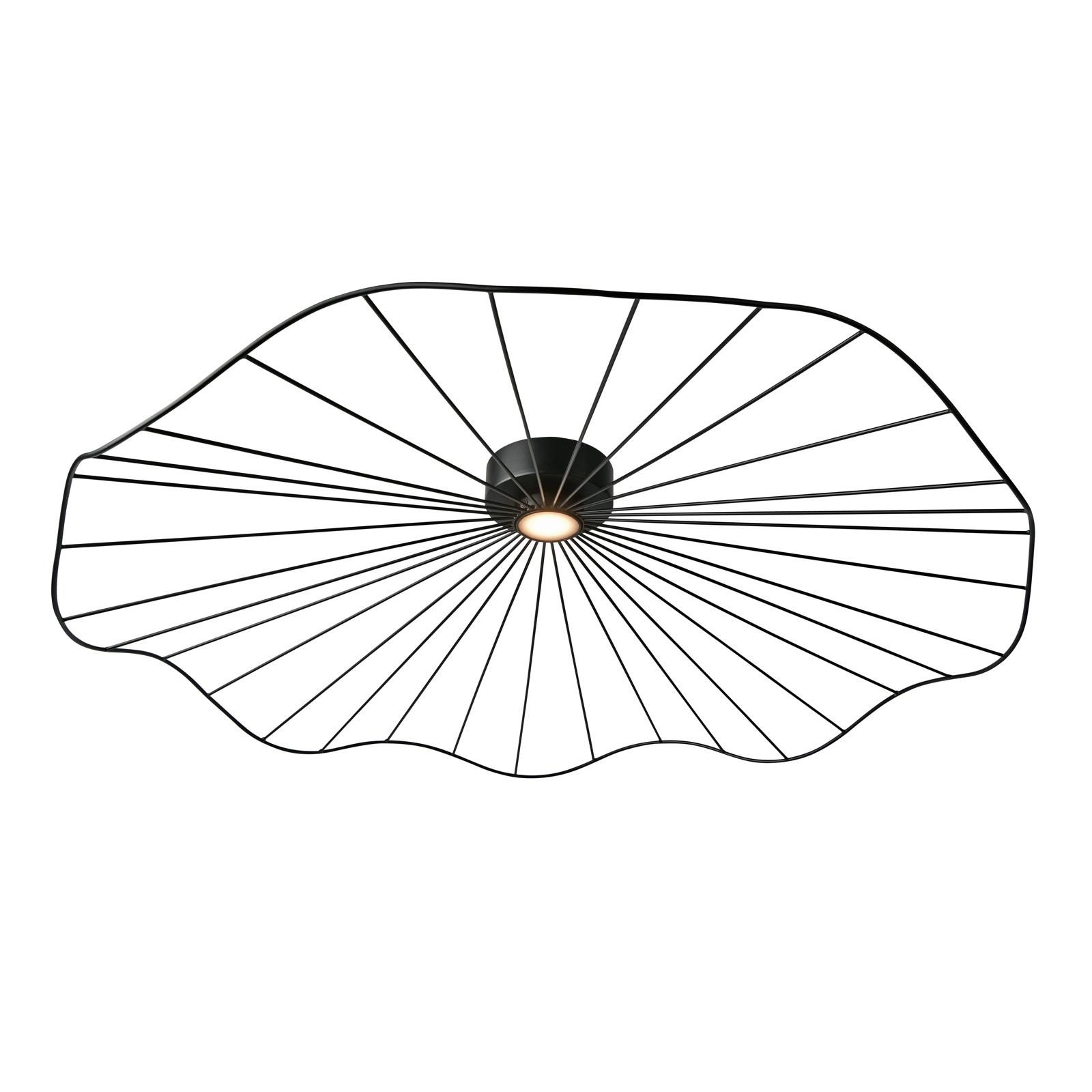 LED-kattovalaisin Mesh, Ø 75 cm