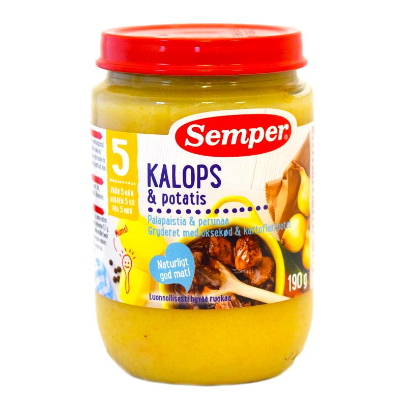 Barnmat Kalops & Potatis - 27% rabatt