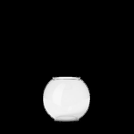 Form 70/3 Munnblåst Glass Klart 14cm