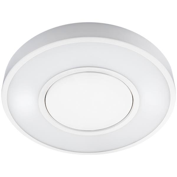 SG Armaturen Circulus Plafondi valkoinen, 3000 K