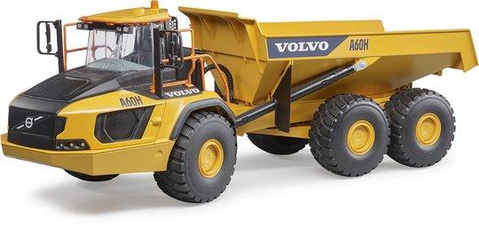 Bruder Volvo Dumper A60H
