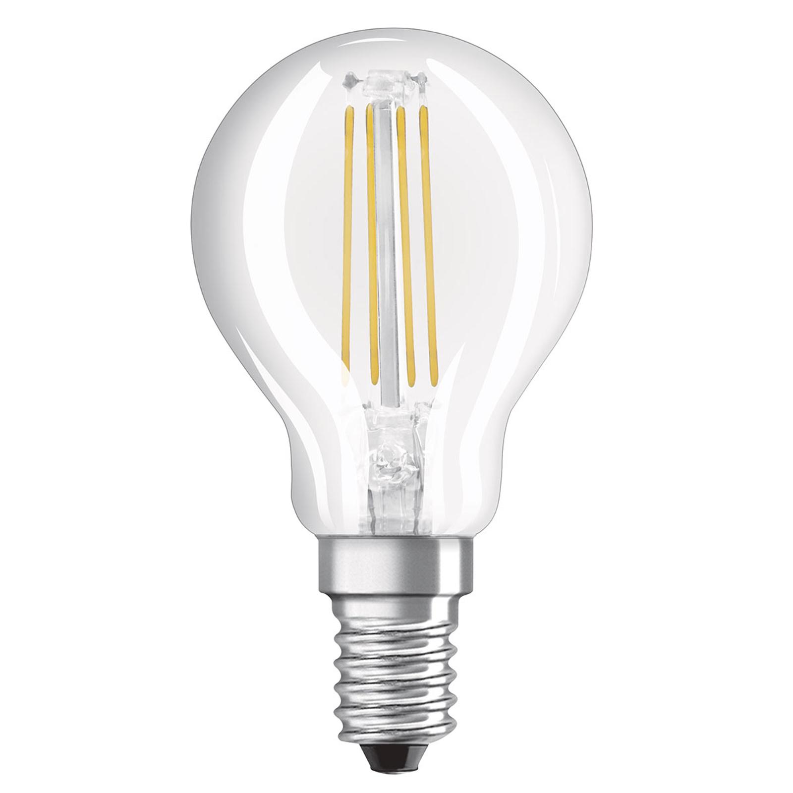 OSRAM-LED-lamppu CLP E14 4W Star+ Relax&Active