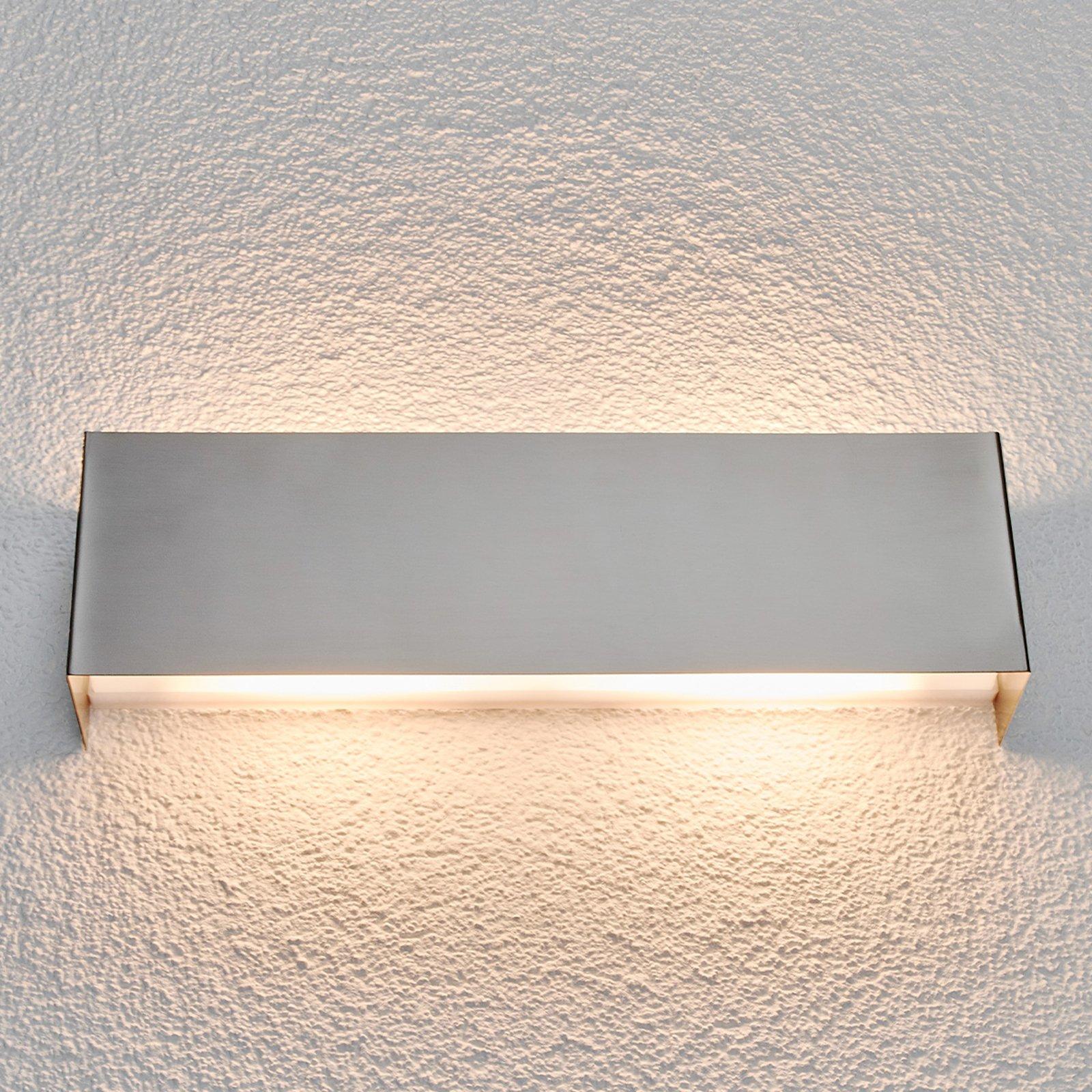 Indirekte lysende LED-utevegglampe Pavla