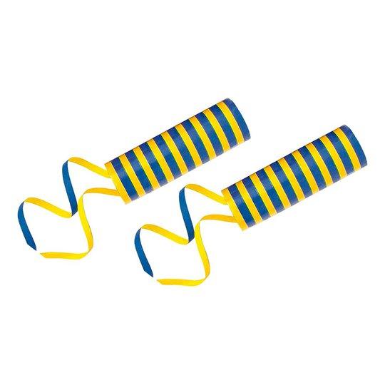 Serpentin Blå/Gul - 2-pack