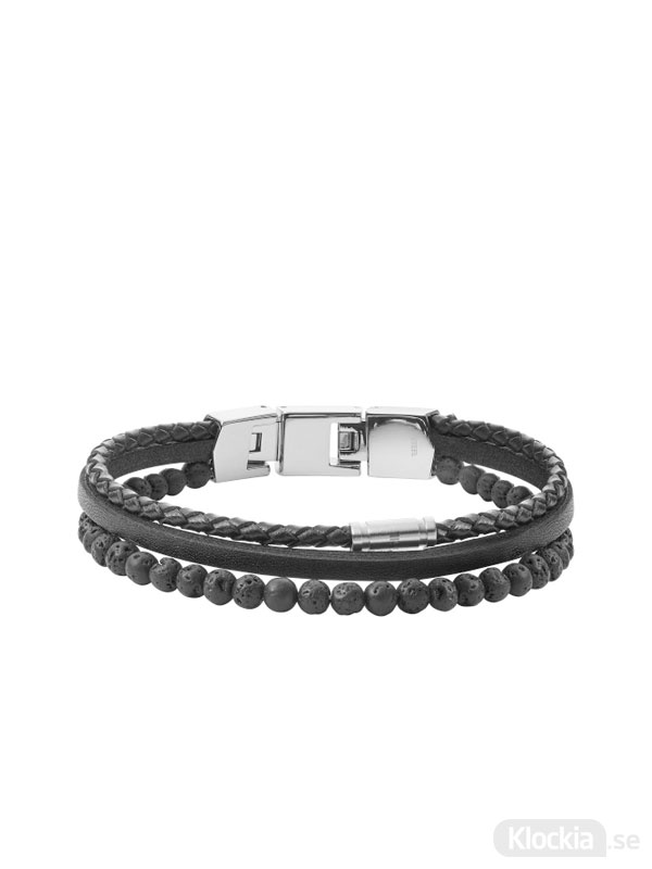 Herrsmycke FOSSIL Armband Vintage Casual JF03620040