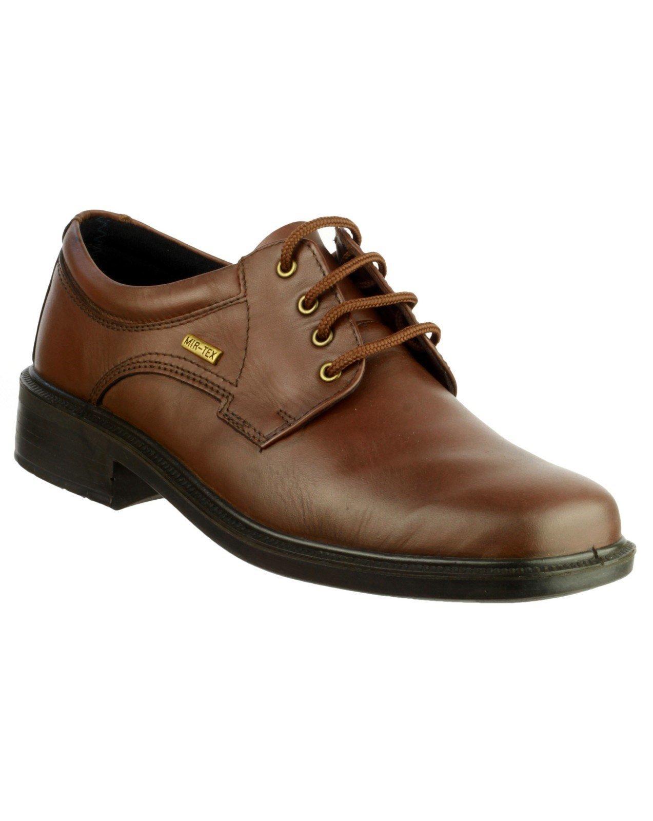 Cotswold Men's Sudeley Waterproof Shoe Various Colours 12718 - Brown 6