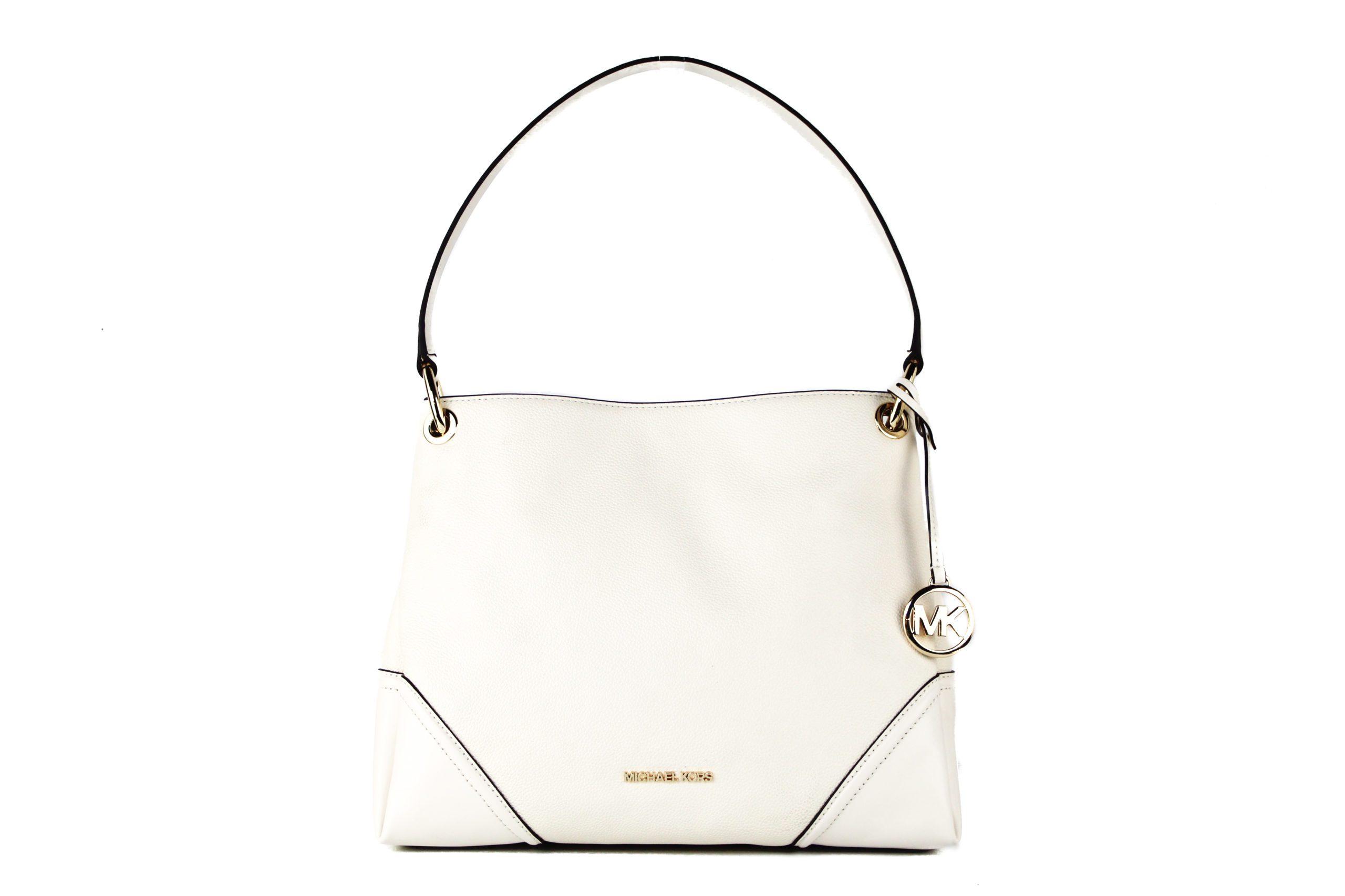 Michael Kors Women's Nicole Shoulder Bag Ivory 70849
