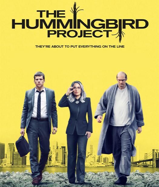 Hummingbird Project, The - Dvd