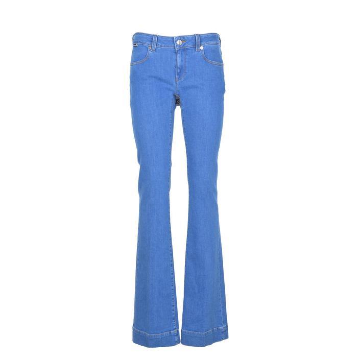 Love Moschino Women's Jeans Blue 320567 - blue 45