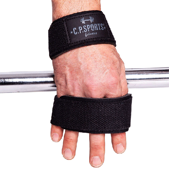 Figure 8 Straps - Lifting Loops, Black, One Size