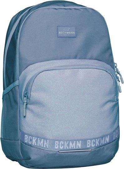 Beckmann Sport Jr Ryggsekk 30L, Blue Glitter