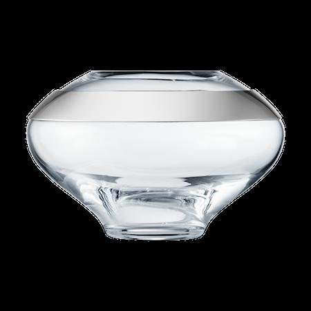 Duo Round Vase Glass Small