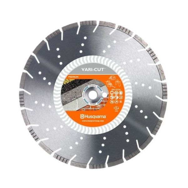 Husqvarna 586595501 Universal VARI-CUT Timanttiterä 300 mm