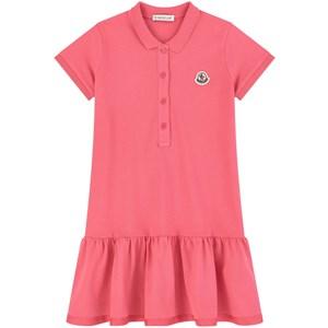 Moncler Pikéklänning Rosa 12 år