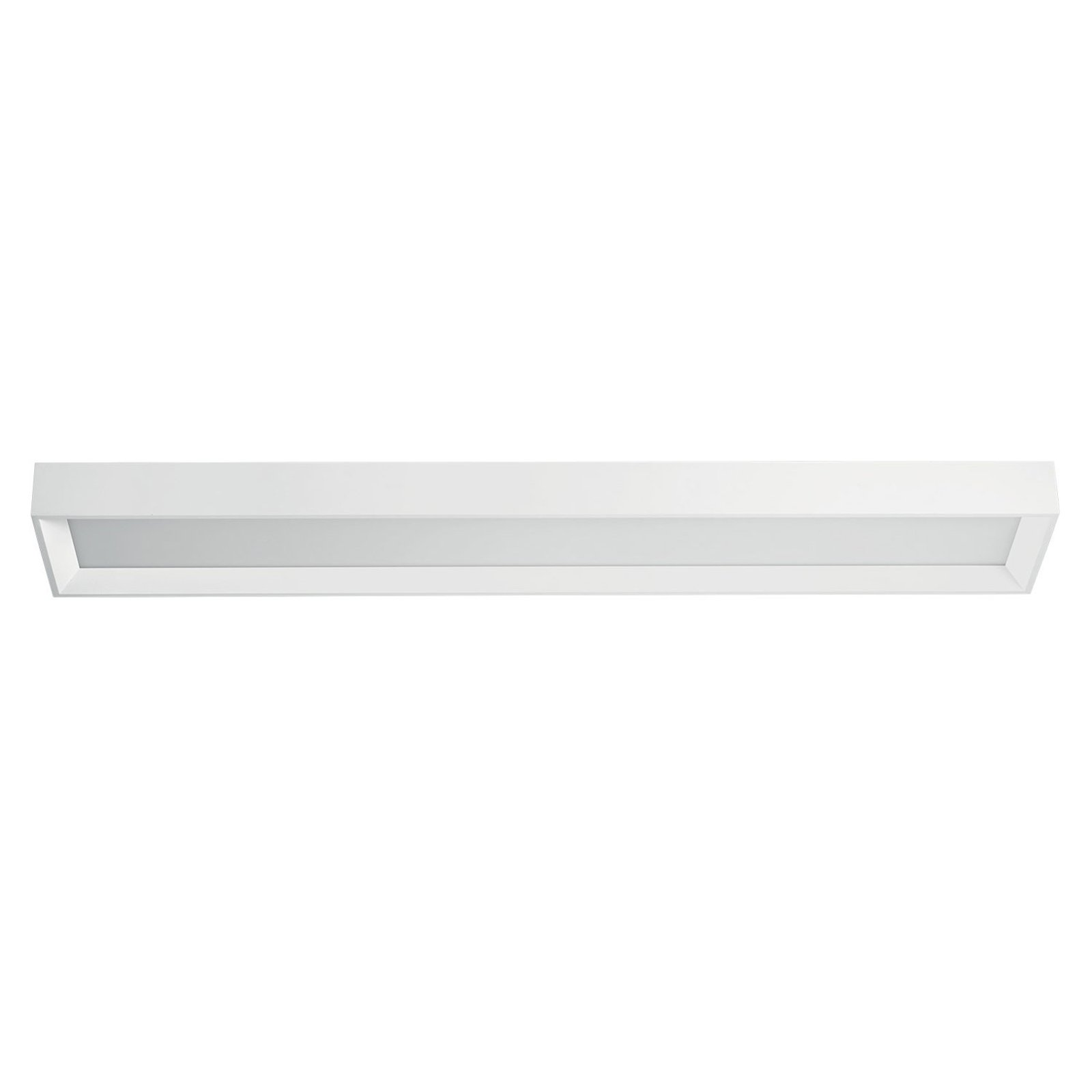 Tara LED-taklampe dimbar, 109 x 19 cm