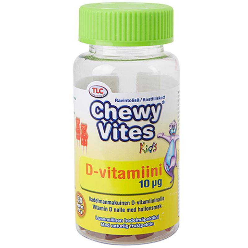 Kosttillskott D-vitamin 30st - 54% rabatt