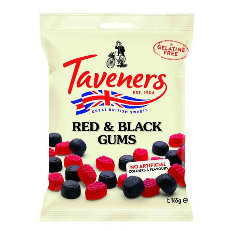 "Makeispussi ""Red & Black Gums"" 165g - 23% alennus"