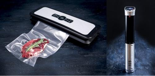 Gastronoma Co-pack Sous Vide - Svart/silver
