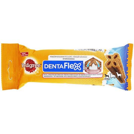 "Hundgodis ""Dentaflex Small"" 40g - 33% rabatt"