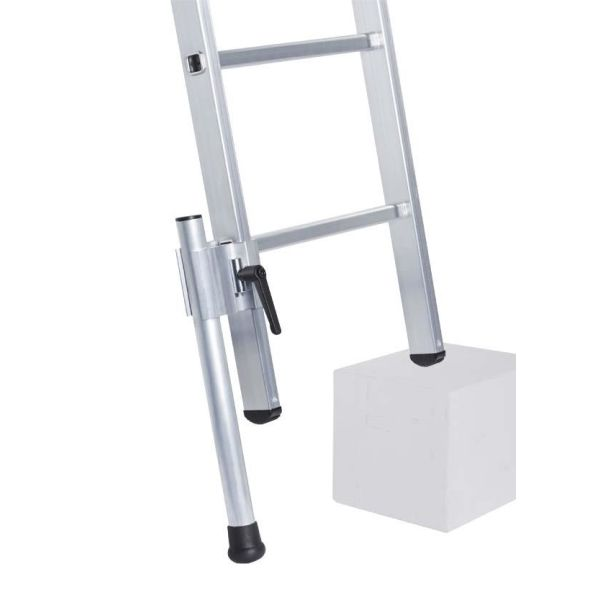 Zarges 40922 Trinnsideforlengning for trinnside, 48–73 mm.