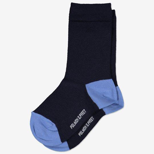 Merinoull sokker mørkblå