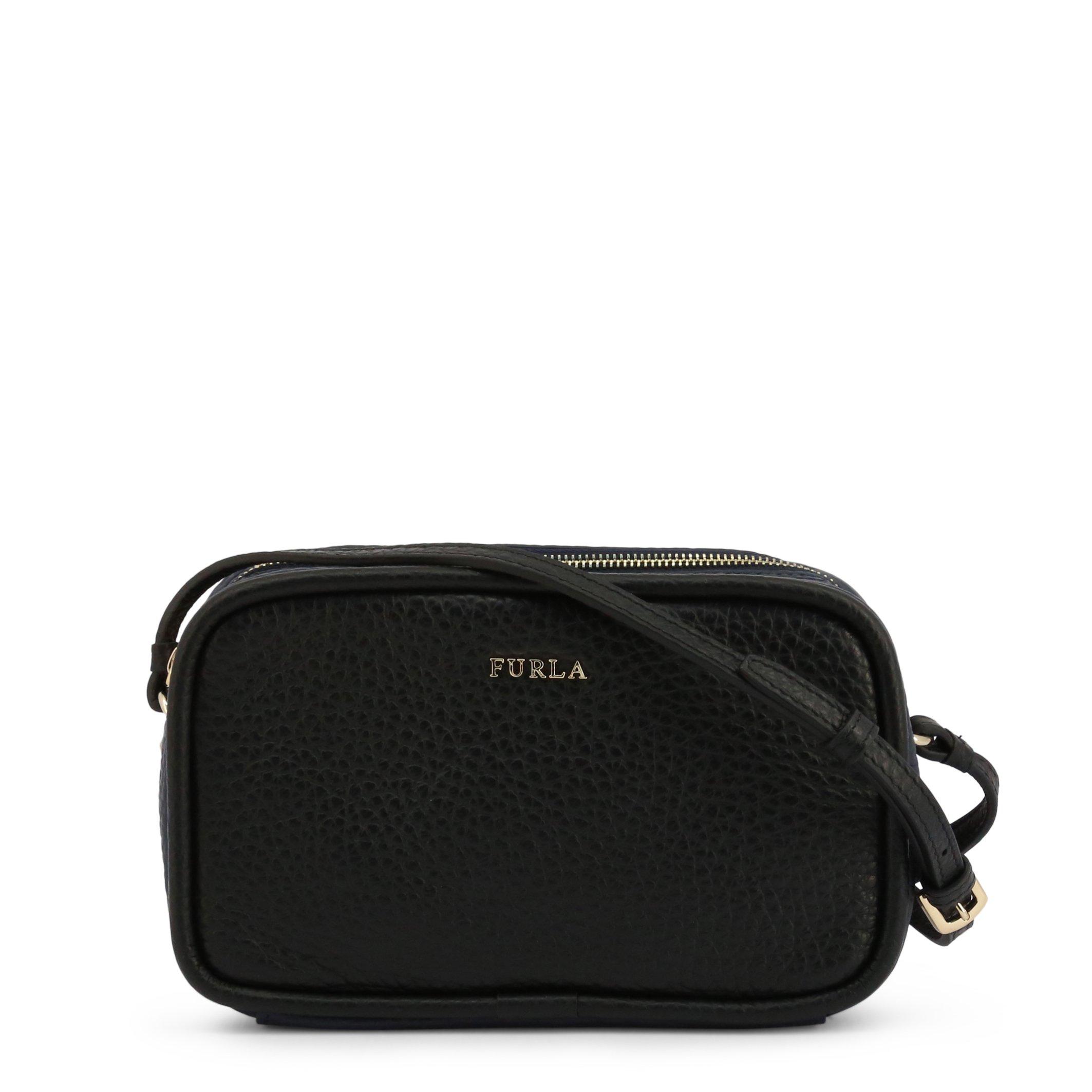 Furla Women's Crossbody Bag Various Colours LILLI_EAX8 - black NOSIZE