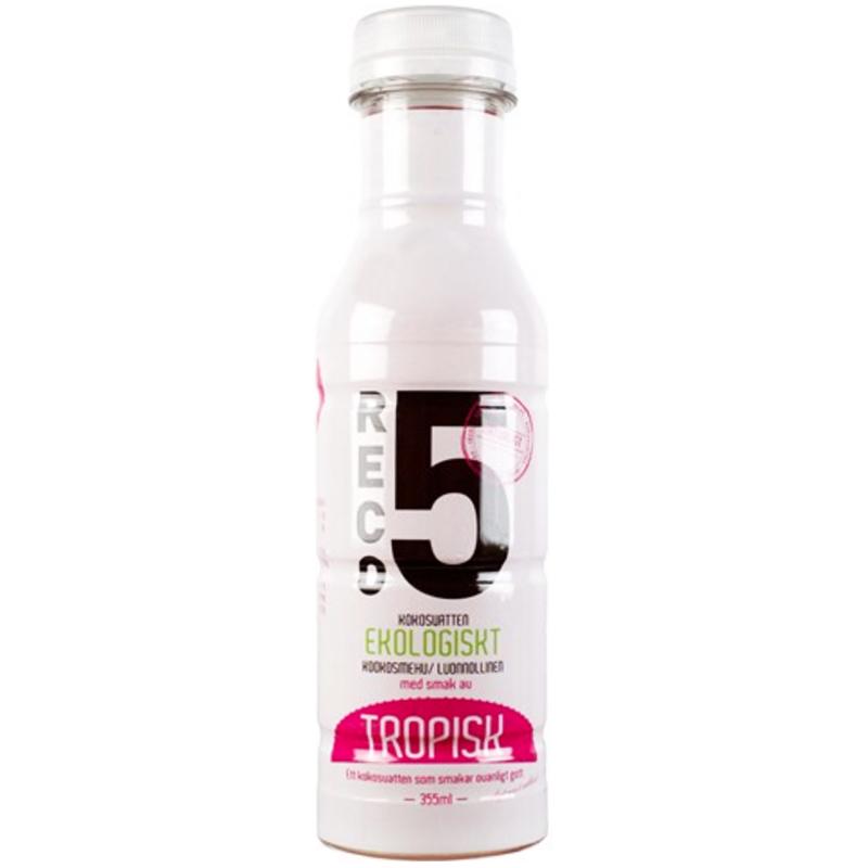 Kokosvatten Tropisk 355ml - 73% rabatt