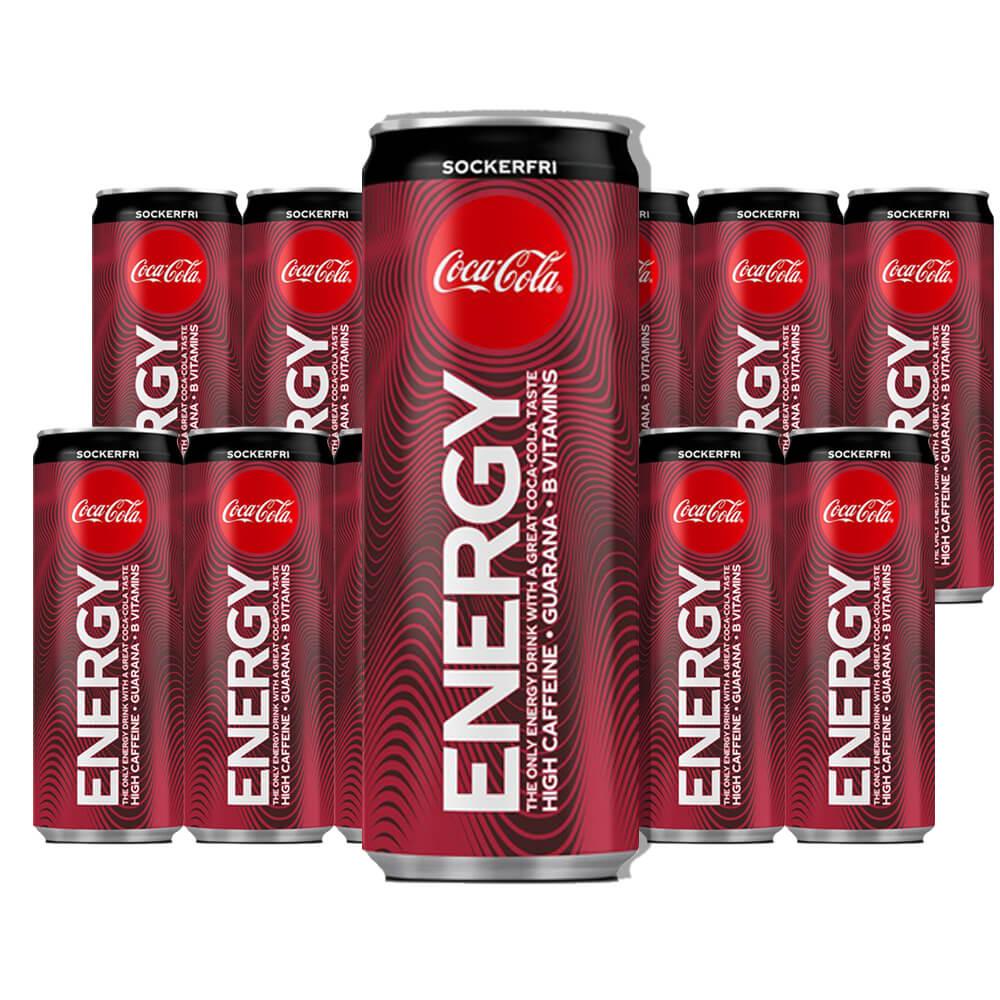 Coca-Cola Energy Zero 25 cl x 12