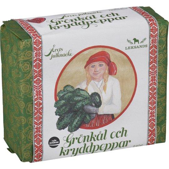 Julknäcke Grönkål & kryddpeppar - 40% rabatt
