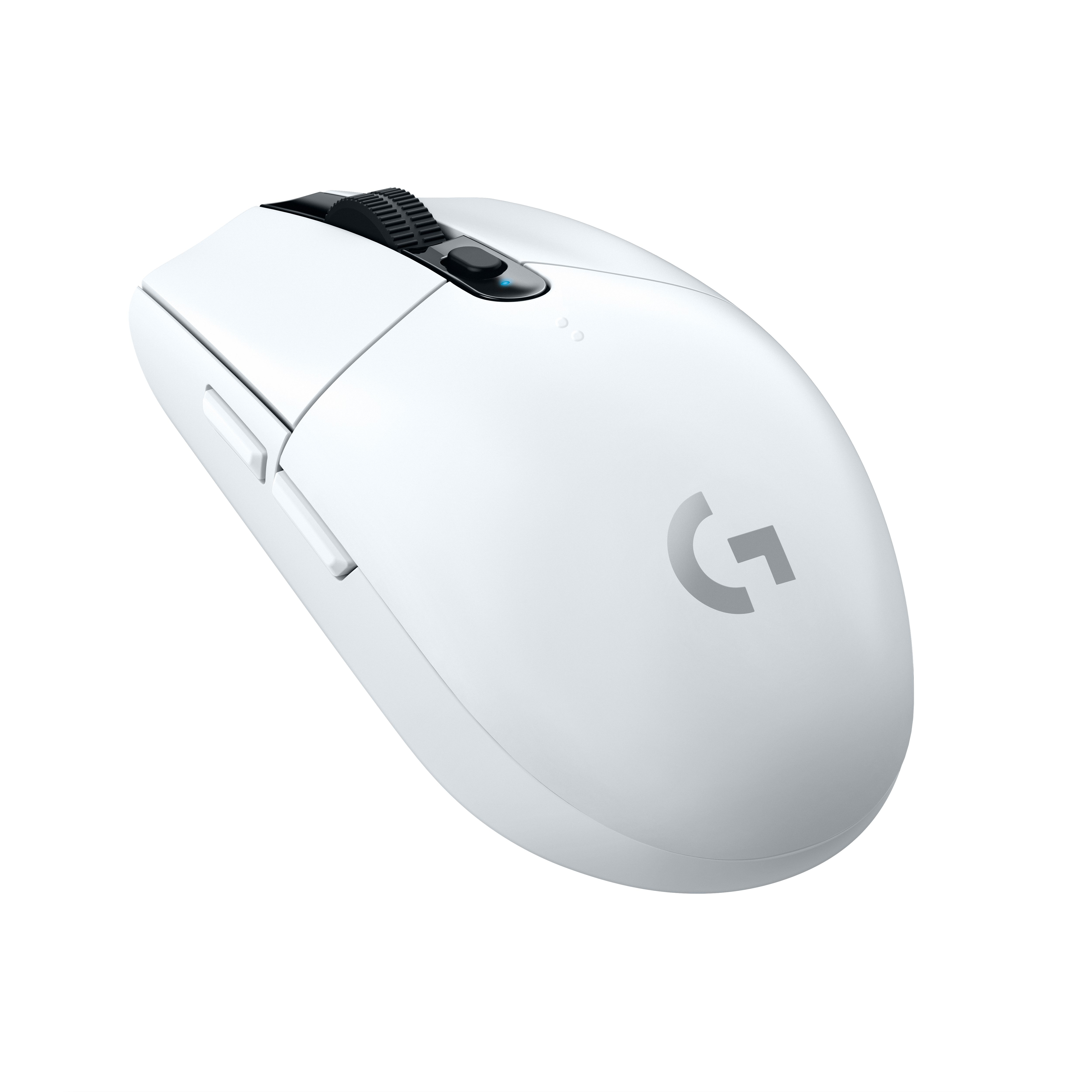 Logitech - G305 Wireless Gaming Mouse White