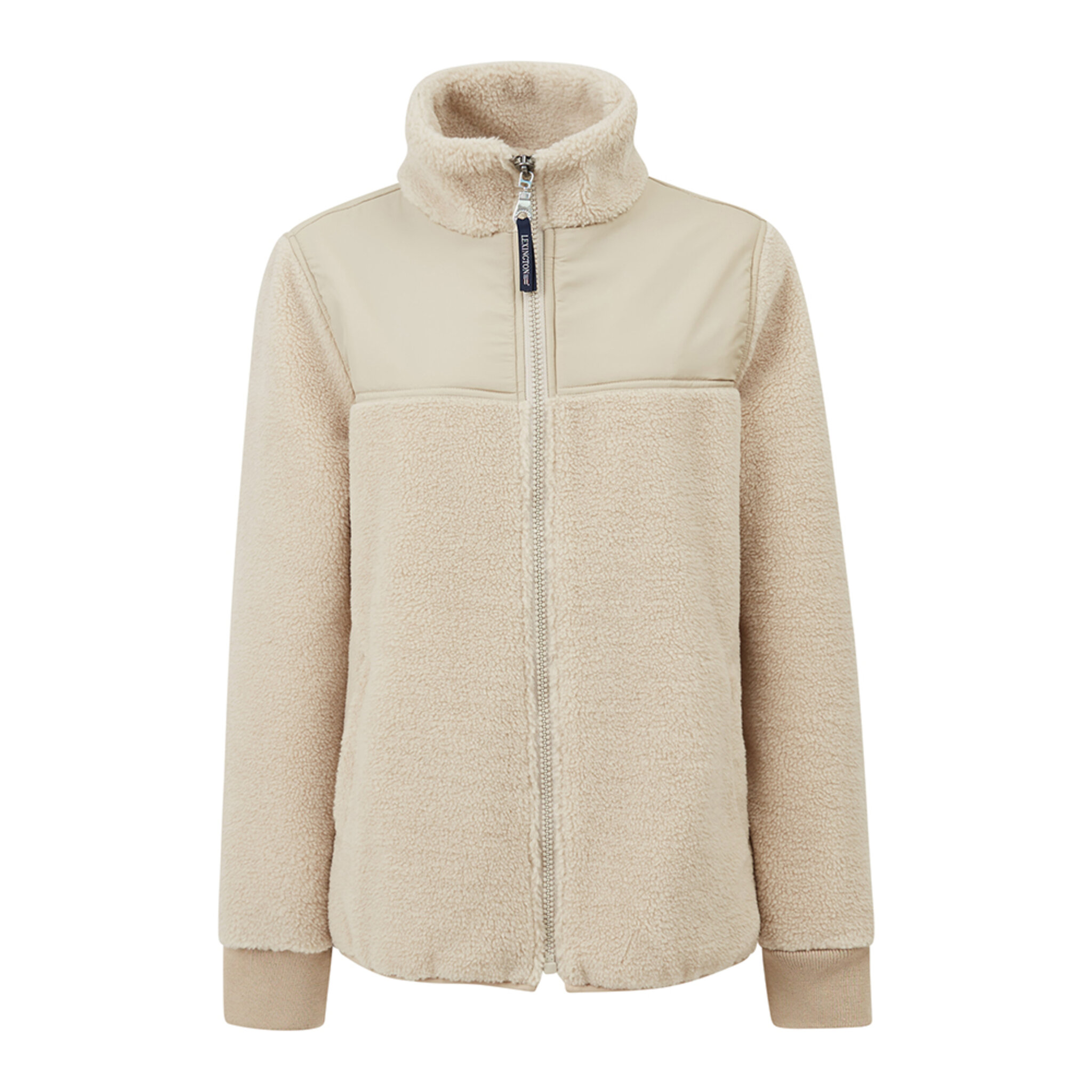 Sammie Sherpa Wool Blend Jacket