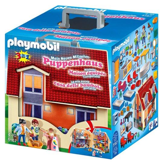 Playmobil 5167 Take Along Modern Doll House