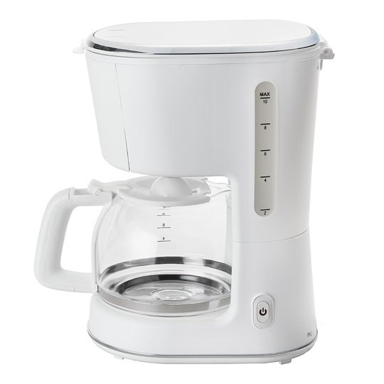 Anders Petter - Backaryd Kaffebryggare 1,25 L Vit