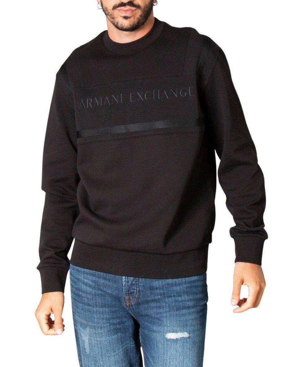 Armani Exchange Women's Sweatshirt Various Colours 272259 - black XS