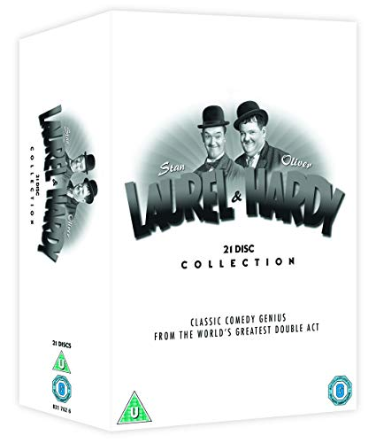 Laurel Hardy The Collection - DVD– (UK Import)