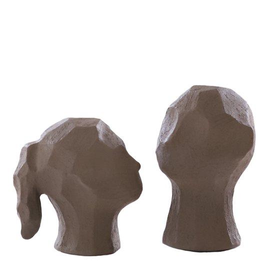 Cooee - Benedict & Amal Skulptur Earth