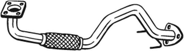 Pakoputki BOSAL 753-111