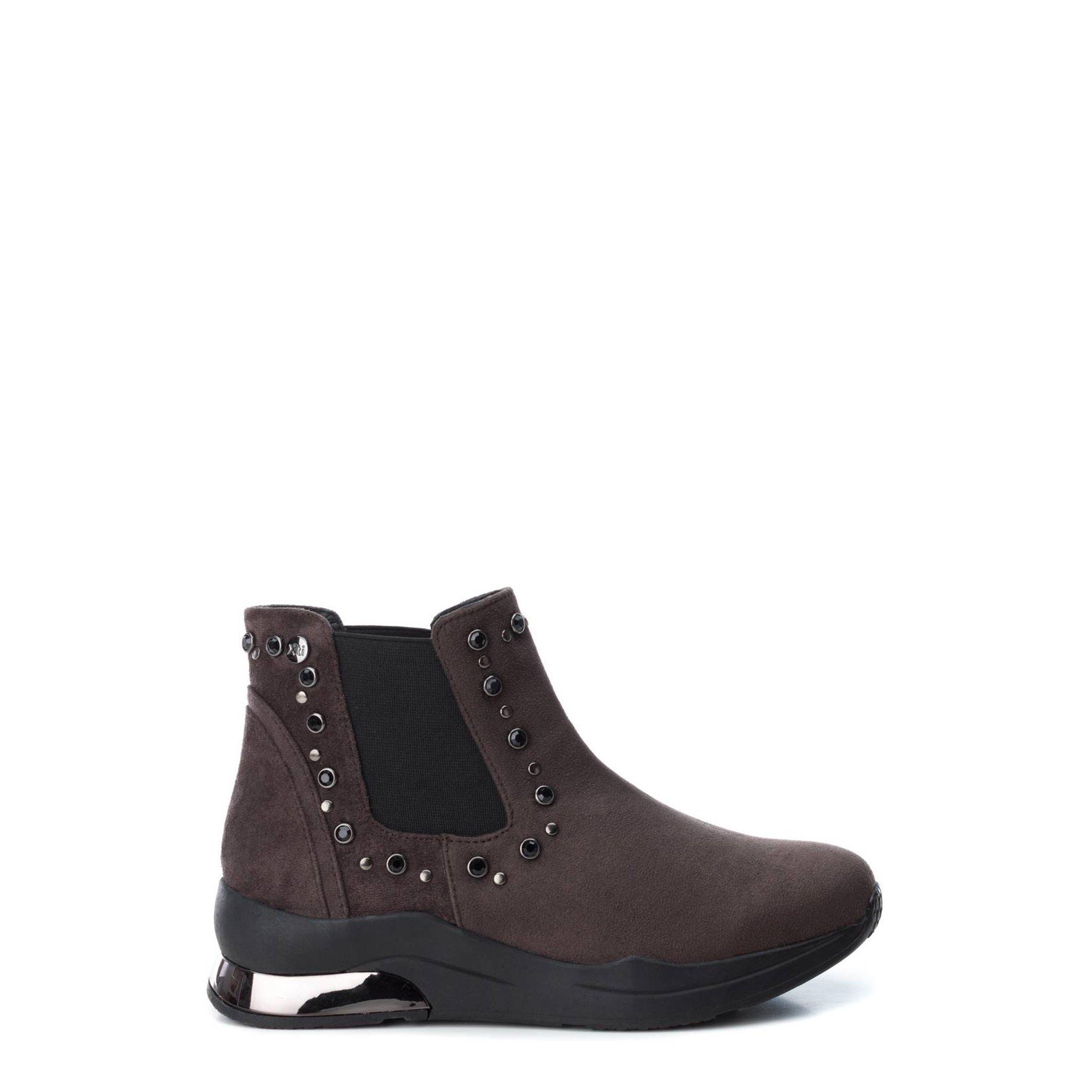 Xti Women's Winter Boots Multicolor 49357 - grey EU 36