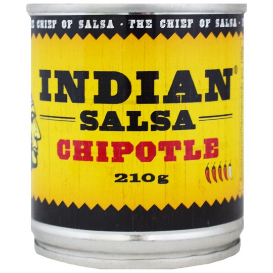 Salsa Chipotle - 18% alennus
