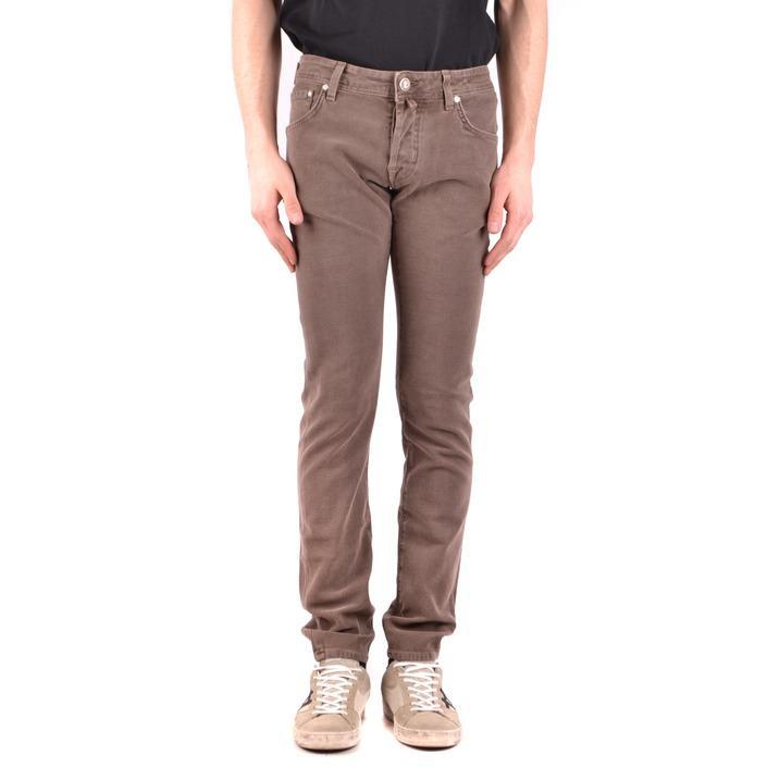 Jacob Cohen Men's Jeans Brown 161343 - brown 31