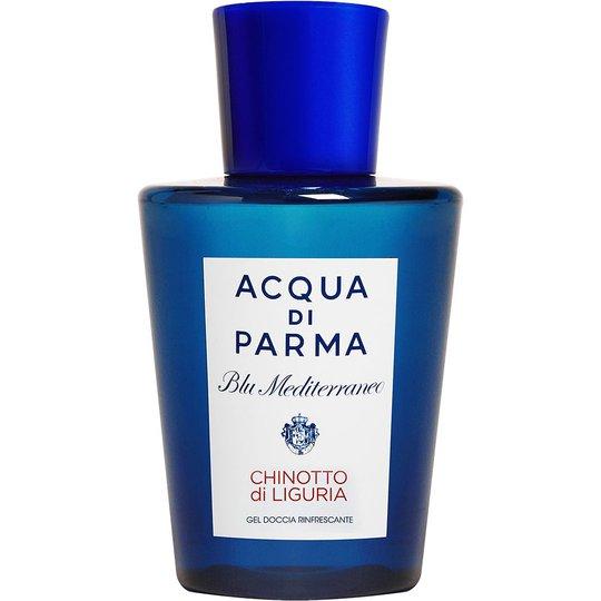 Acqua Di Parma Blu Mediterraneo Chinotto Di Liguria Shower Gel, 200 ml Acqua Di Parma Suihkugeelit